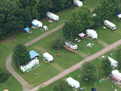Rates & Lodging-- Valleyview Farm | Camping Sites | Cabins